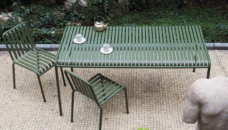 Gartenmöbel Von HAY Bei DANIA Luxemburg U2013 Skandinavisches Design